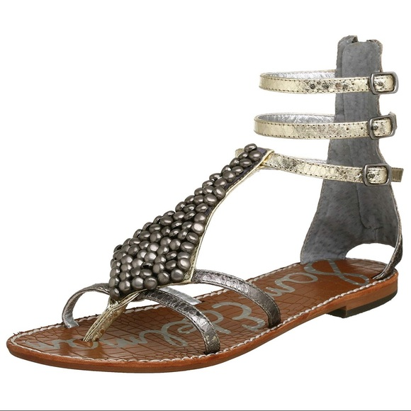 84cde8473b02 Sam Edelman Ginger Gladiator Sandals. M 5c6838abfe51519511908f76